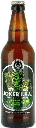 Williams Brothers Joker IPA (Bottle)