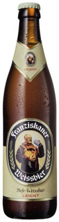 Franziskaner Hefe-Weissbier Leicht
