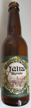 la Creuse F�lis Blonde - Bi�re de Garde