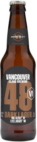 Vancouver Island Hermanns Dark Lager  - Dunkel/Tmav�