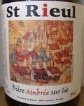 Saint Rieul Ambr�e