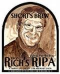 Short�s Rich�s RIPA (Rye IPA) - India Pale Ale (IPA)
