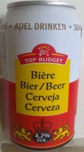 Top Budget Bi�re - Pale Lager