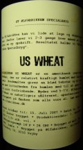 �lfabrikken US Wheat - Wheat Ale