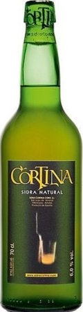 Cortina Sidra Natural