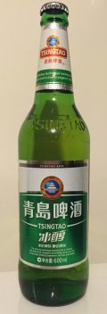 Tsingtao Ice Fresh Beer - Pale Lager