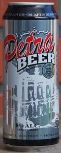Petra Beer 8%