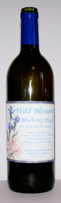 Wild Blossom Blueberry Mead