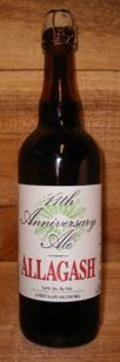 Allagash  11th Anniversary Ale - Belgian Strong Ale