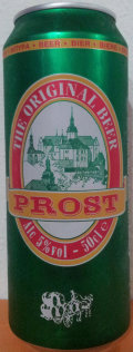 Prost - The Original Beer