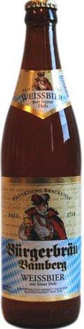 B�rgerbr�u Bamberg Weissbier