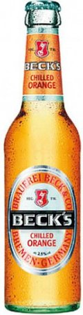 Beck�s Chilled Orange