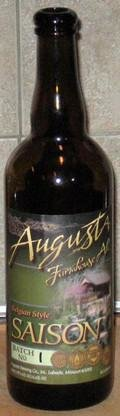 Augusta Farmhouse Saison