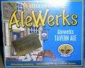 AleWerks Inaugural Tavern Ale