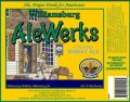 AleWerks Colonial Wheat Ale