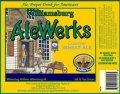 AleWerks Colonial Wheat Ale - Wheat Ale