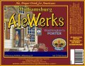 AleWerks Washington�s Porter - Porter