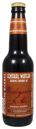 Central Waters Brewers Reserve Bourbon Barrel Barleywine