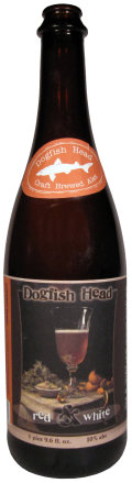 Dogfish Head Red and White - Belgian Strong Ale