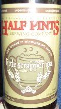 Half Pints Little Scrapper IPA
