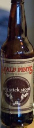 Half Pints Stir Stick Stout