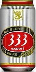Sabeco 333 Export