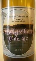 Eskilstuna B�lgviken Pale Ale