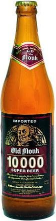 Old Monk 10000 Super Beer