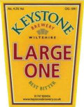 Keystone Large One