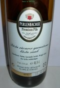 Perlenbacher Premium Pils 3.5%