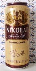 Sinebrychoff Nikolai Tumma Lager