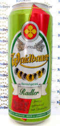 Stutzh�user Waidbauer Radler - Fruit Beer/Radler