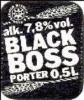 Black Boss Porter 7.0% - Baltic Porter