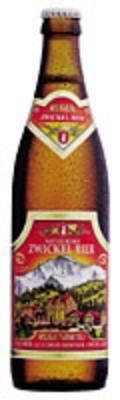 Rugenbr�u Zwickel Bier