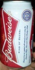 Budweiser 3.5% - Pale Lager