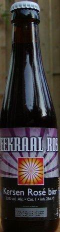 Zeekraal Rose - Fruit Beer/Radler