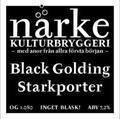 N�rke Black Golding Starkporter