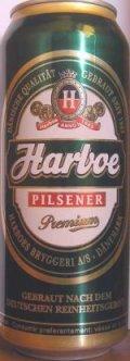 Harboe Original Dansk Pilsner - Pale Lager