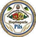 Schwarzbacher Hopfenperle Pils - Pilsener