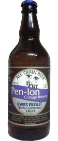 Pen-lon Cottage Ewes Frolic Lager