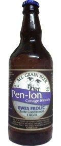 Pen-lon Cottage Ewes Frolic Lager - Premium Lager