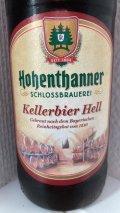 Hohenthanner Schlossbrauerei Kellerbier