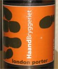 HaandBryggeriet London Porter - Porter