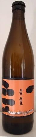 HaandBryggeriet Pale Ale - American Pale Ale