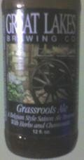 Great Lakes Grassroots Ale - Saison