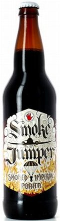 Left Hand SmokeJumper Imperial Smoked Porter