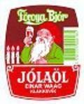 F�roya Bj�r J�la�l - Low Alcohol