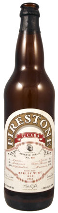 Firestone Walker Sucaba - Barley Wine