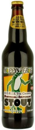 Hoppin Frog BORIS The Crusher - Imperial Stout