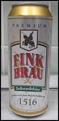 Fink Br�u Schankbier
